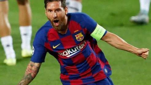 Messi dính chấn thương nguy cơ nghỉ 'đại chiến' Bayern Munich