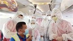 Vietjet tổ chức 4 chuyến bay hỗ trợ khách du lịch rời Đà Nẵng