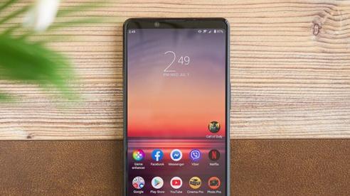 Mảng kinh doanh smartphone của Sony lần đầu tiên có lợi nhuận sau nhiều năm