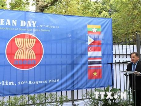 Đại sứ Lào tại Đức đề cao ASEAN đoàn kết, vững mạnh, gắn kết toàn diện