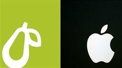 Apple kiện ứng dụng Prepear vì sử dụng logo quả lê