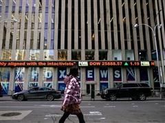 Fox Corp phát trực tuyến các kênh tin tức tại hàng chục quốc gia