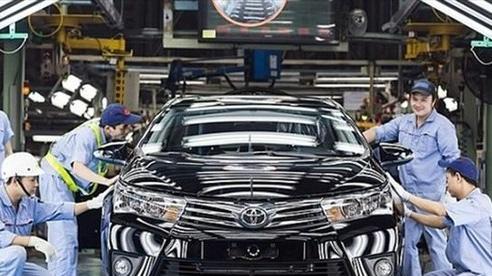 Giảm 50% phí trước bạ: Ô tô 'nội' tiếp tục lấn át xe nhập khẩu