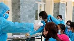 Kiểm tra việc đón gần 1.000 công dân ''mắc kẹt'' từ Đà Nẵng về khu cách ly tập trung