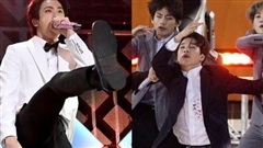 Jin (BTS) vẫn thần thái bất chấp vũ đạo cực bốc trong khi Jungkook, Jimin, V mặt 'méo xệch', tài năng ẩn dật của 'trai đẹp toàn cầu' đấy!