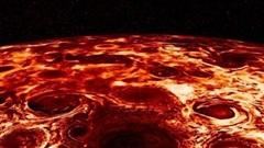 Sự thật về 'miếng pizza khổng lồ' sao Mộc