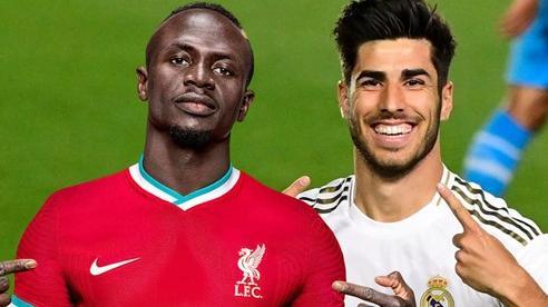 Real Madrid gạ Liverpool đổi Asensio lấy Mane