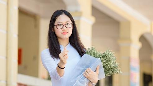 Nữ sinh có thành tích học tập 'khủng' đạt thủ khoa đầu vào THPT với hai điểm 10