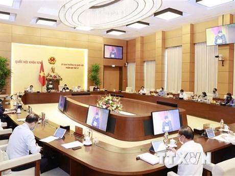 Thông qua Chiến lược phát triển Kiểm toán Nhà nước đến năm 2030