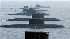 Lầu Năm Góc 'phát hoảng' khi tàu sân bay Eisenhower mất dấu tàu ngầm Nga