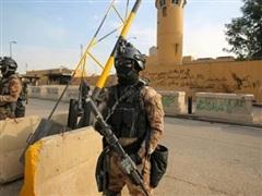 Iraq: Khu vực vùng Xanh ở thủ đô Baghdad lại bị tấn công bằng tên lửa