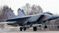 MiG-31 làm ảnh hưởng đến chương trình vũ khí siêu thanh Nga?