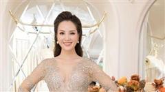 Á hậu Thuỵ Vân: 'Chấp nhận bị nói nhạt để đổi lại sự bình yên cho gia đình'