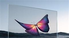 Xiaomi ra mắt TV OLED trong suốt, giá gần 170 triệu đồng