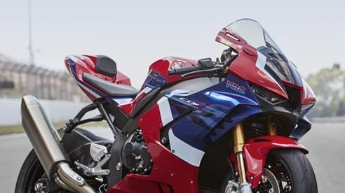 CBR1000RR-R ra mắt tại thị trường Việt Nam với giá từ 949 triệu đồng