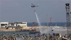 Một nửa số bệnh viện ở Lebanon không thể hoạt động sau vụ nổ