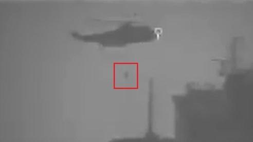 CENTCOM công bố video đặc nhiệm Iran chiếm tàu Liberia