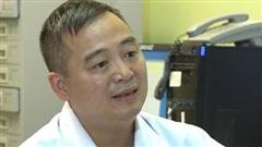 PGS.TS Nguyễn Lân Hiếu cùng 2 chuyên gia ngành Y tế vào miền Trung hỗ trợ chống dịch