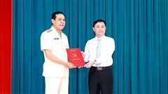 Giám đốc Công an tỉnh Nghệ An được Ban Bí thư chỉ định chức vụ trong Đảng
