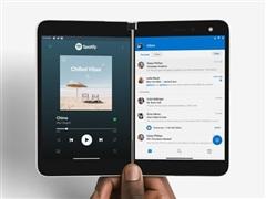 Microsoft trở lại thị trường smartphone với Surface Duo