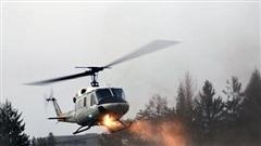 Trực thăng Mỹ bị tấn công, phải hạ cánh khẩn cấp gần thủ đô Washington