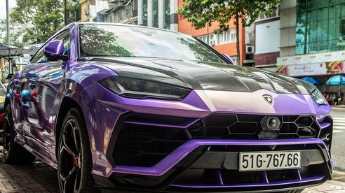 Lamborghini Urus từng của Minh 'nhựa' lột xác 2 lần sau khi về tay dân chơi Bạc Liêu
