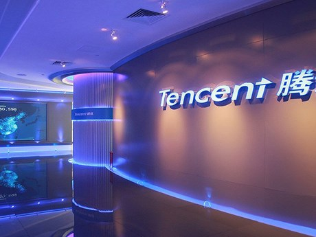 Doanh thu của Tencent tăng mạnh trong nửa đầu năm 2020