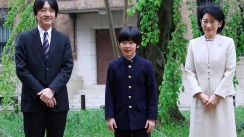 Cậu bé 'phép màu' nắm giữ tương lai Hoàng gia Nhật