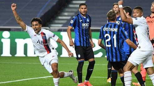 Ngược dòng nghẹt thở, PSG vào bán kết Champions League