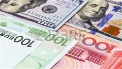Tỷ giá ngoại tệ ngày 13/8: USD suy yếu