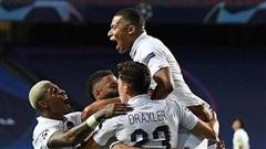 PSG ngược dòng vào bán kết Champions League theo kịch bản 'chết đi sống lại'