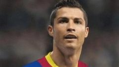 Ronaldo muốn làm đồng đội của Messi ở Barca