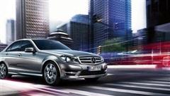'Vua doanh số' Mercedes-Benz C-Class lộ thêm nội thất đời mới: Nhiều bất ngờ cho đại gia