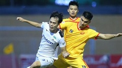 Tuyển Việt Nam trắng giải, V-League cán đích sớm