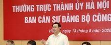 Hà Nội thúc đẩy phát triển công nghiệp, thương mại
