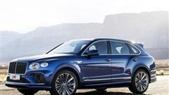 Siêu SUV nhanh nhất thế giới Bentley Bentayga Speed nâng cấp với những đỉnh cao mới cho giới nhà giàu
