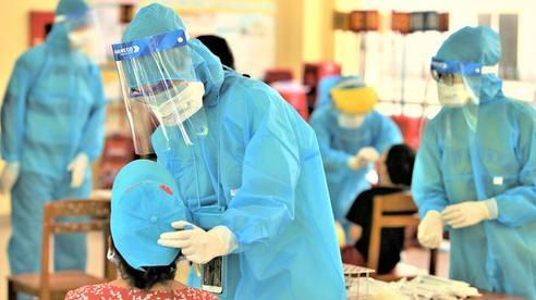 Lịch trình của 2 ca COVID-19 ở Quảng Nam mới ghi nhận ngày 13/8