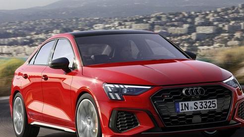 Ra mắt Audi S3 mới: Bản A3 mạnh nhất với 306 mã lực, 0-100 km/h trong 4,8 giây