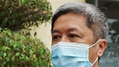 Thứ trưởng Nguyễn Trường Sơn: Phác đồ điều trị Covid-19 đã chỉnh sửa sáu lần