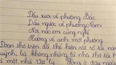 Yêu cầu phân tích bài thơ Sóng, nữ sinh có màn 'bé lái' cực 'gắt' khiến ai cũng 'bái phục'