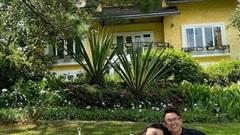 Mặc kệ ồn ào cặp đôi Matt Liu - Hương Giang vẫn 'tâm đầu ý hợp' khiến cộng đồng mạng thích thú
