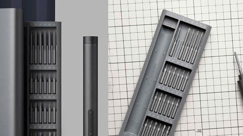Xiaomi ra mắt tuốc nơ vít điện tích hợp cổng USB-C, giá chỉ 570.000 đồng