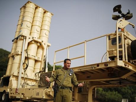 Mỹ, Israel thử thành công tên lửa đánh chặn Arrow-2