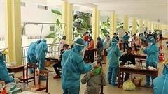 Bộ Y tế hỗ trợ tỉnh Hải Dương điều tra dịch tễ, lấy mẫu xét nghiệm Covid-19