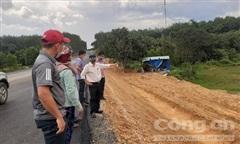 Vụ thi công đường 1.000 tỷ làm 'khổ dân': UBND tỉnh chỉ đạo kiểm tra