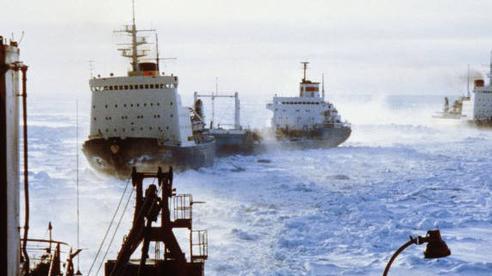 Mỹ cần hành động gì trước bắt tay Trung - Nga ở Bắc Cực