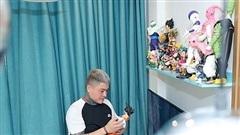 Không gian nhà ở ngoại ô của ca sĩ Vũ Duy Khánh