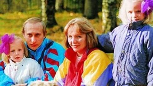 Những điều ít người biết về gia đình Putin