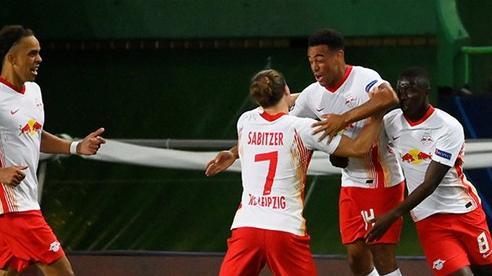 Loại Atletico Madrid, Leipzig lần đầu vào bán kết