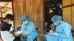 Phát hiện 2 ca mắc bạch hầu tại Đắk Lắk